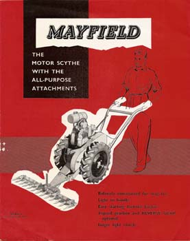 old machinery manuals, diagrams, parts lists, adverts, brochures